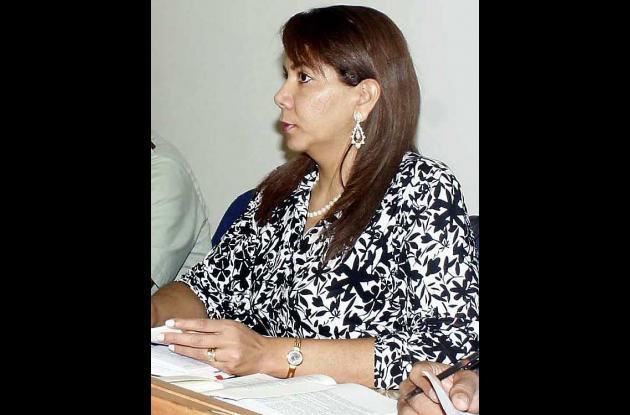 Margarita Sarmiento Barragán fue trasladada a la procuraduría regional Atlántico