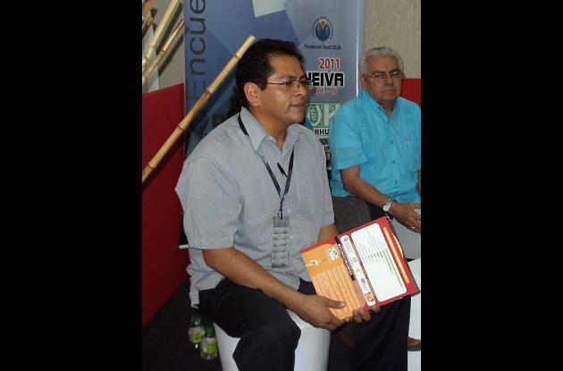 Marcelino Trujillo, invitado especial de México al Encuentro.