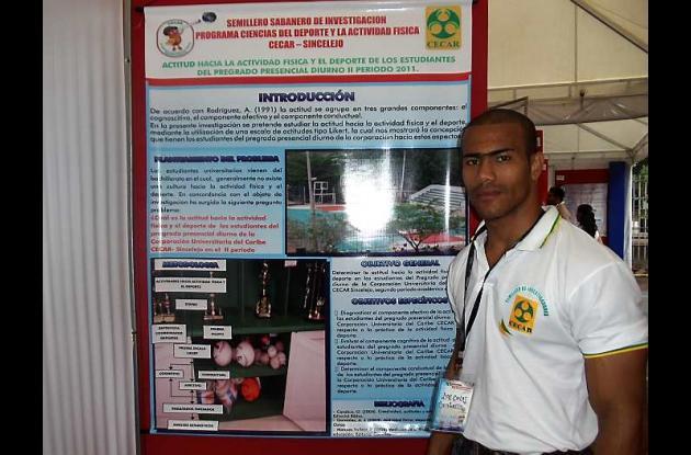 Semillero Sabanero de Investigación de Cecar fue uno de los participantes del No