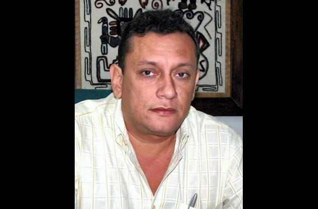 Hernando Montalvo Vergara, Gerente ESE Sincelejo.