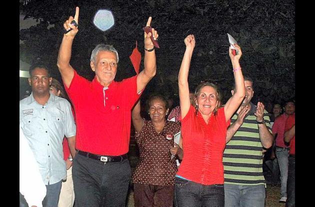 Julio César Guerra Tulena, del Partido Liberal, nuevo gobernador de Sucre