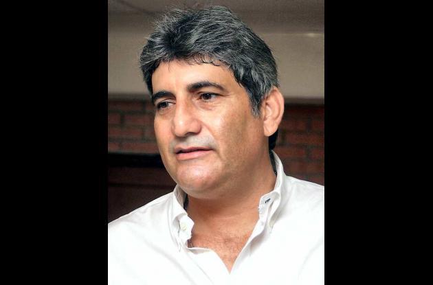 Jorge Ramírez Mattar, coordinador territorial.