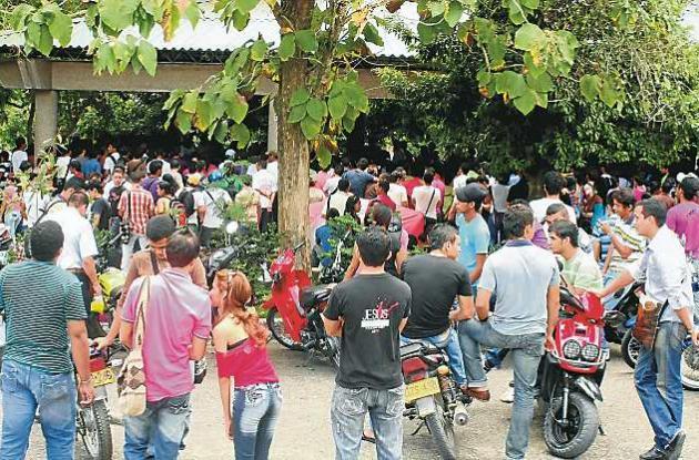 estudiantes de la Universidad de Sucre