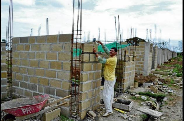 proyecto de construcción de las 53 primeras viviendas de Doña Ana.
