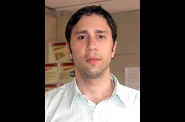 Roberto Gamaliel, secretario de Planeación.