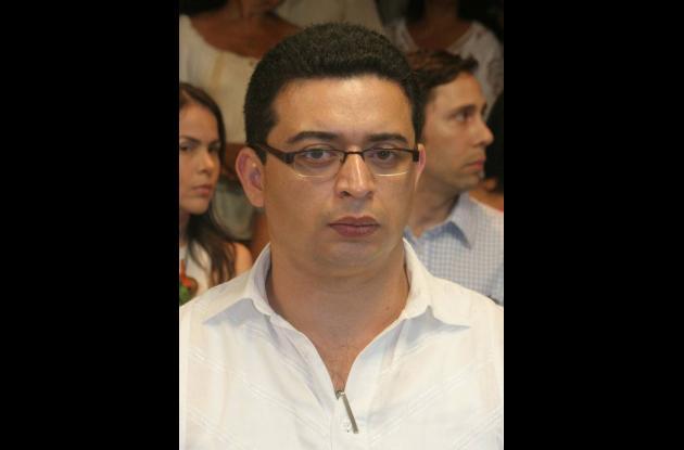 Alberto Iriarte, secretario de Educación.