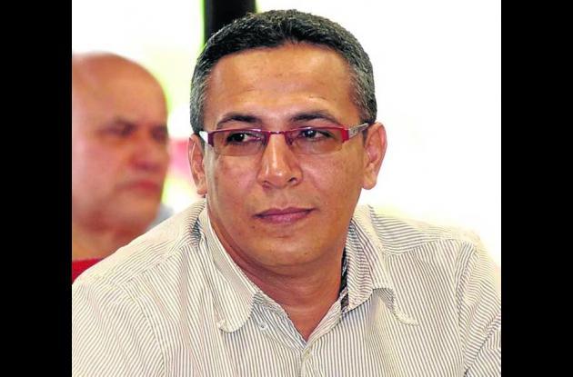 Carlos Carrascal Sierra, segundo vicepresidente.