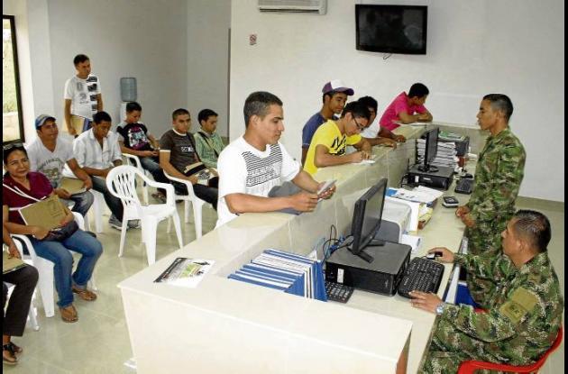 más de 200 libretas militares que no han sido reclamadas
