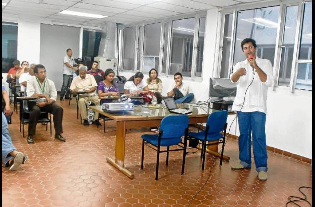 CORTESÍA/ La Secretaría de Salud Municipal de Sincelejo presentó el perfil epid