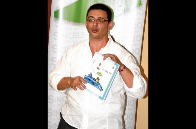Alberto Iriarte Pupo, Secretario de Educación Municipal de Sincelejo.