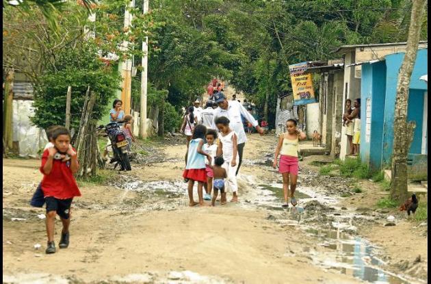 El trabajo de atención integral a población desplazada comenzará por la zona Sur