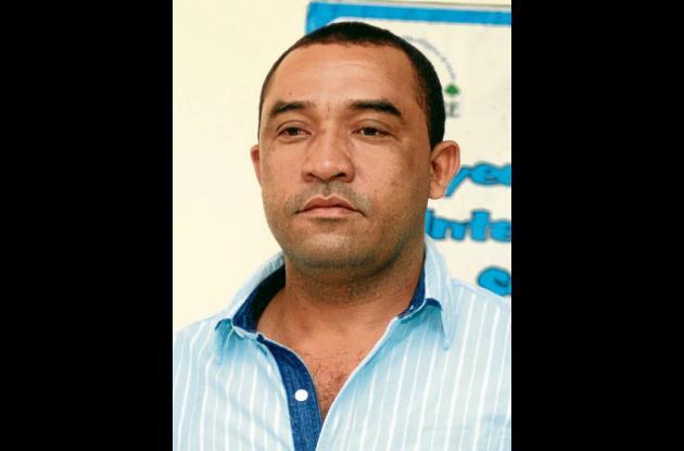 Deiver Navarro, alcalde de Toluviejo.