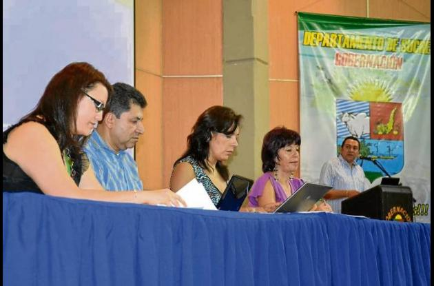 Reunión de funcionarios de Minsalud y la Superintendencia del ramo
