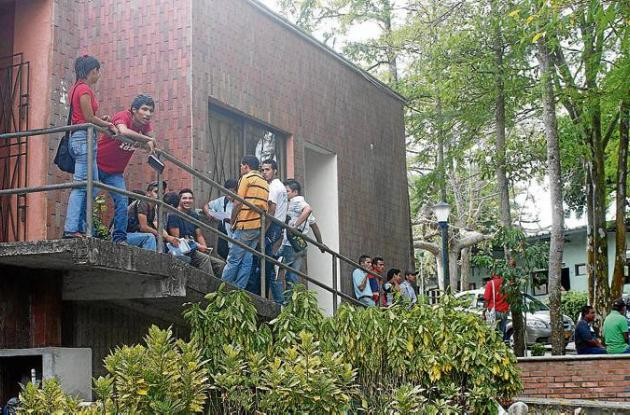 Los estudiantes de Unisucre están en receso