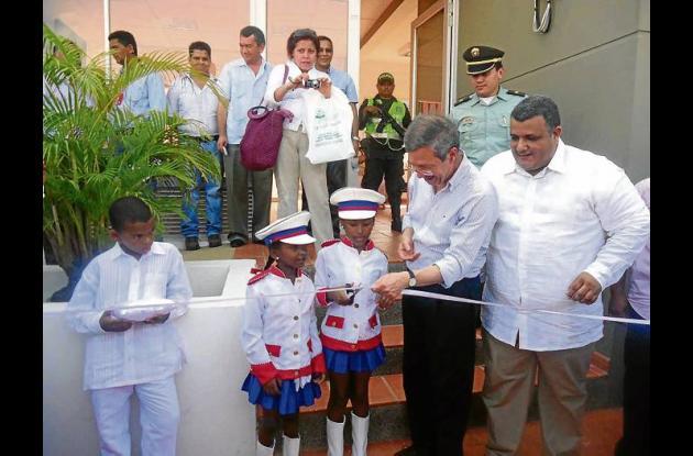 La Casa de Justicia fue inaugurada en San Onofre