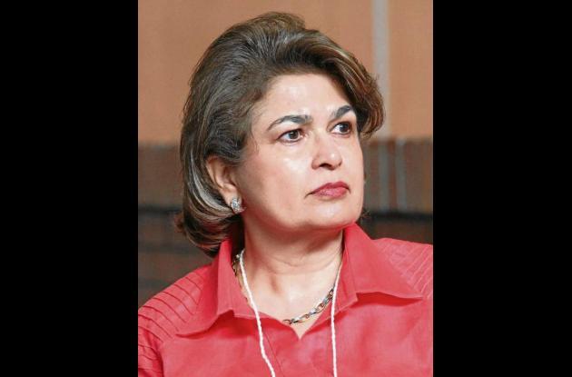 María Victoria Soto de Guerra.