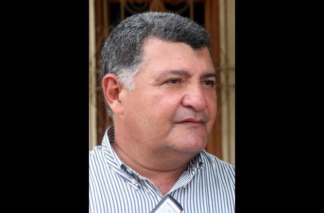 Fabio Pineda, gerente (e) de la ESE.