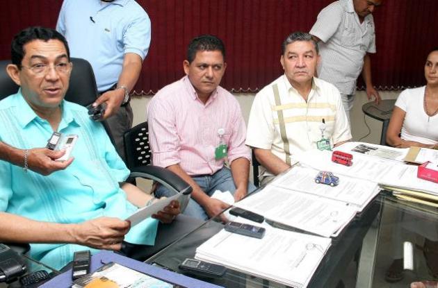 El contralor general del departamento de Sucre, Jaime Muñoz Fortich, entregó los