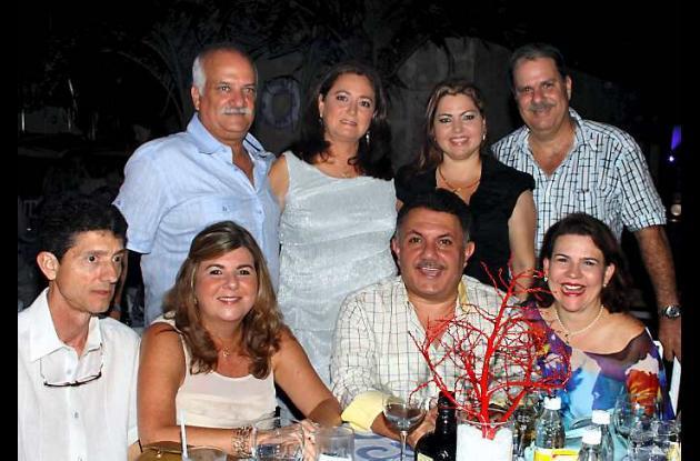 Cumpleaños de Carlos Jorge Dahl