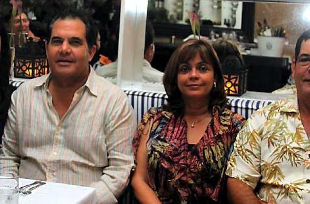 Cena en el restaurante Don Juan