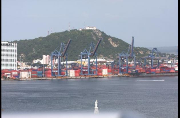 sociedad portuaria cartagena concesion