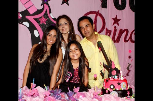 Cumpleaños de Sofía Carrasquilla