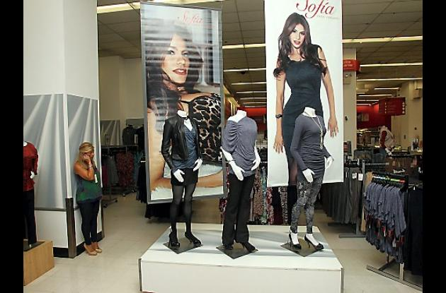 Sofía Vergara lanza nueva línea de ropa.