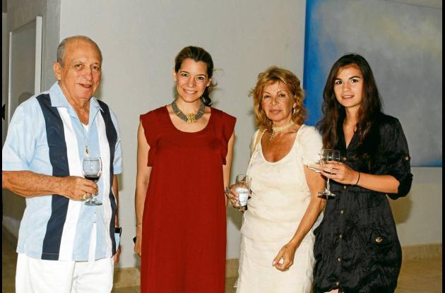 Exposición de Sophia Vari