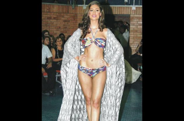 La Señorita Sucre 2011, Helena Sofía Fadul
