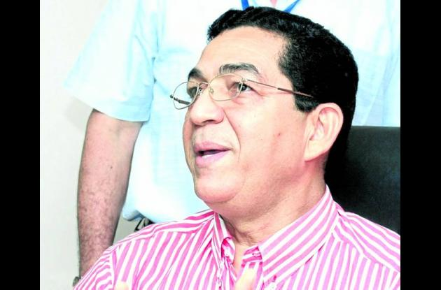 Jaime Muñoz Fortich, contralor departamental de Sucre.
