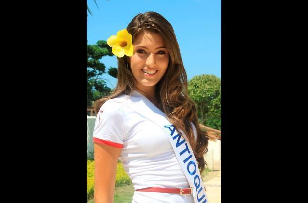 Señorita Antioquia, Olivia Aristizábal