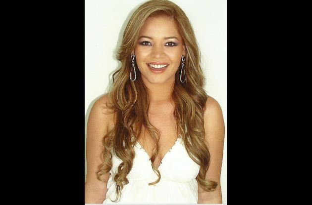 Señorita Arauca, Gina Valentina Díaz Mantilla.