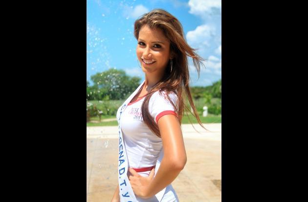 Señorita Cartagena, Laura Cantillo.