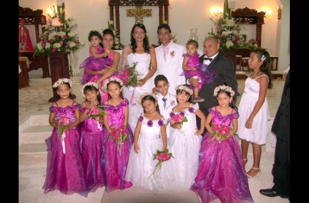 Matrimonio Acosta - Olmos