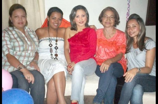 Cumpleaños de Yohaira Hernández