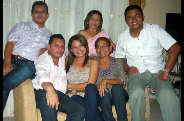 Cumpleaños de Zaida Hernández