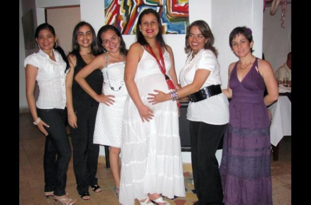 Baby shower a Margarita Salas