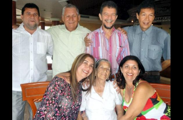 Cumpleaños de Cristo García