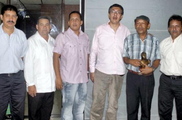 Cóctel Premio de Periodismo