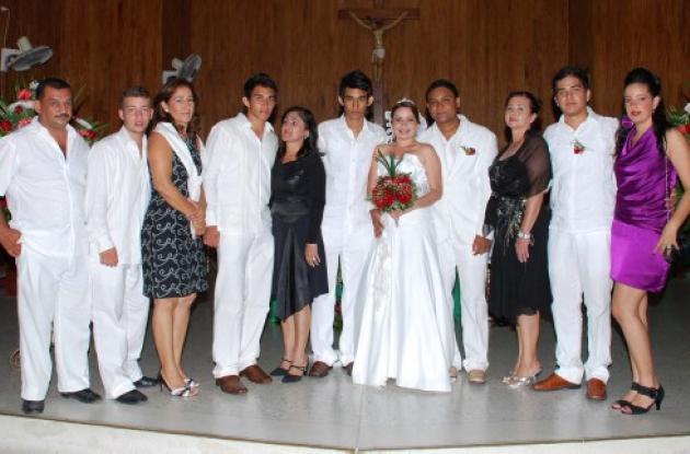 Matrimonio Benítez Suárez