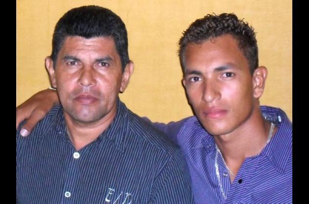 Cumpleaños de Omar Fonseca