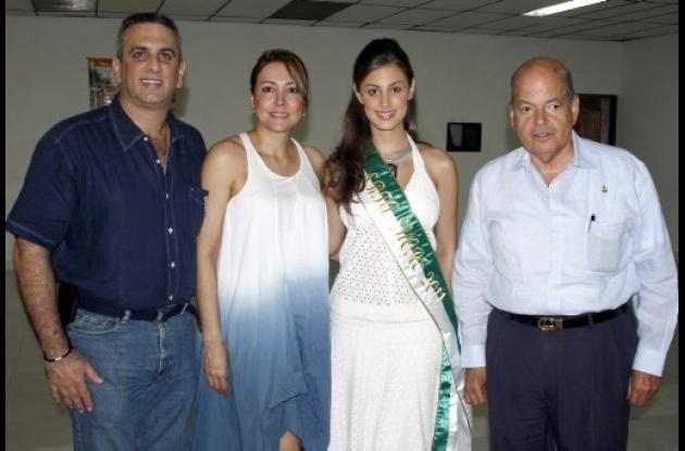 Helena Sofía Fadul brillará por Sucre en Cartagena