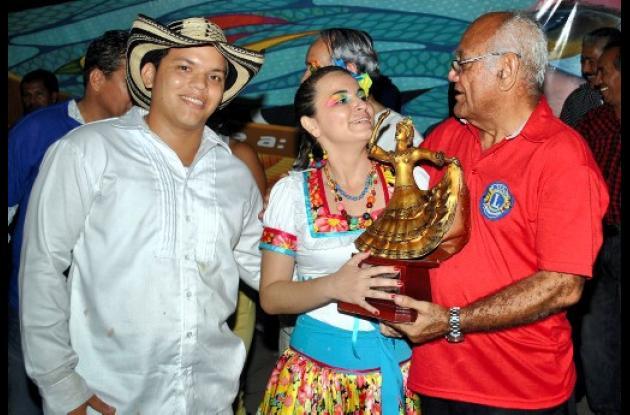 En la modalidad tradición: comparsa ganadora fue Fandangueros de la Unisucre