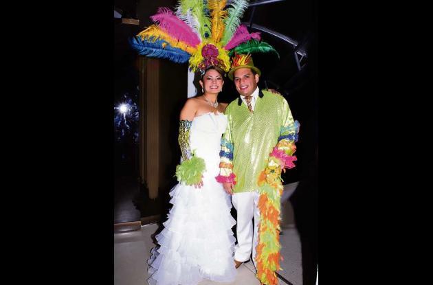 Matrimonio Arrieta- Domínguez
