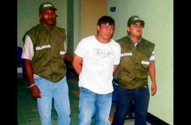"José Gregorio Novoa Álvarez, alias ""El Mascotín"""