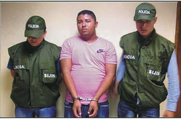 """John Mercado Pineda, conocido con el alias de """"John Smith"""""""