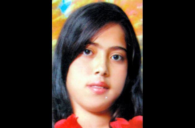 Yesica Milith Escudero Cárdenas, menor desaparecida.