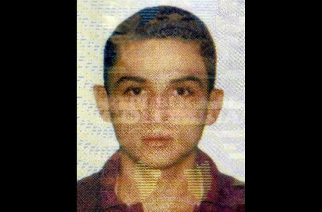 Jhonatan Giraldo Gaviria, fallecido.
