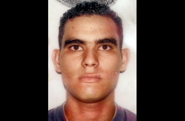 Cristian Esneider Díaz Castro, fallecido.