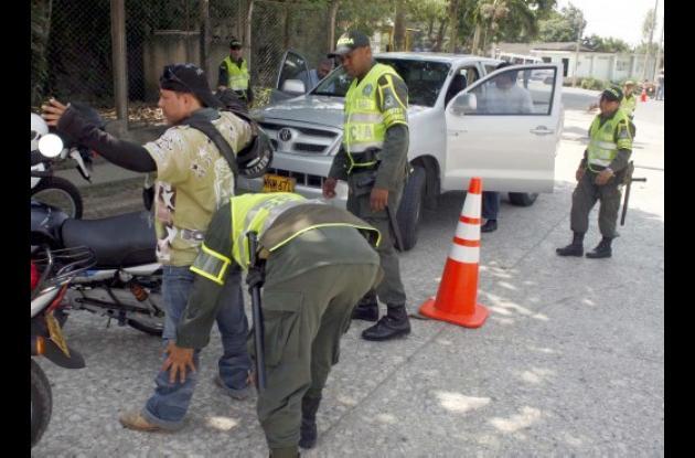 Policía Nacional capturó del condenado por homicidio